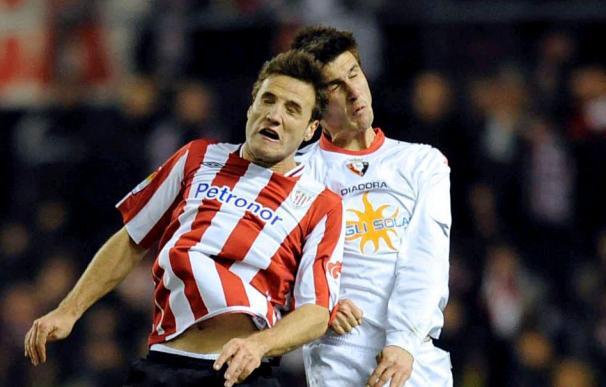 Carlos Gurpegui jugará su partido oficial número 200 frente al Mallorca