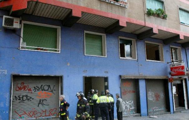 Las cuatro víctimas mortales en el incendio son una mujer, sus dos hijos y una nuera