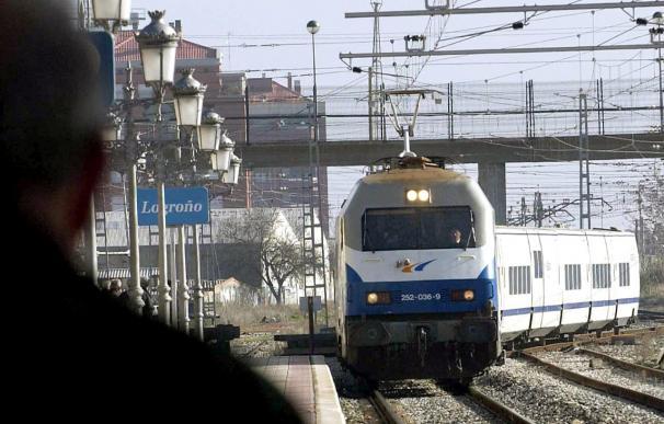 El tráfico continúa cortado en La Rioja por el descarrilamiento del tren