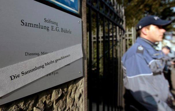 Desaparece un cuadro de Degas valorado en 30 millones de euros