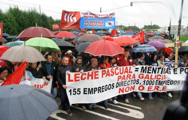 Los trabajadores de Pascual se dan una tregua hasta el 7 de enero pero mantienen la incertidumbre