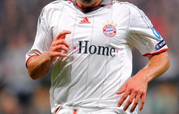 El Bayern Múnich desmiente un acuerdo para el traspaso de Ribéry al Real Madrid