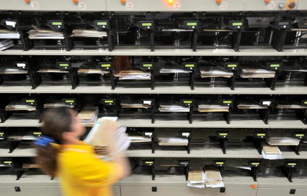 Correos sube dos céntimos de euro el franqueo de la carta nacional en 2010