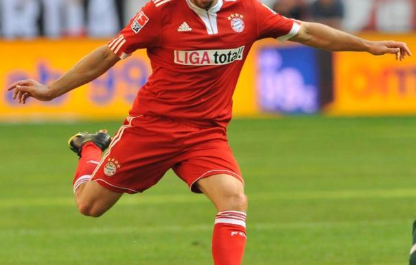 Ribéry pasará al Real Madrid a final de temporada, según un portal alemán