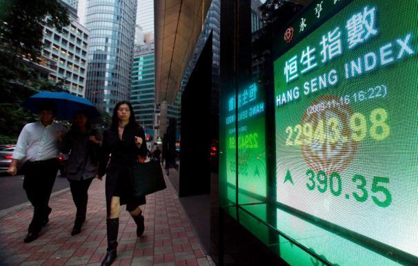 El índice Hang Seng abre con ganancias del 0,73 por ciento