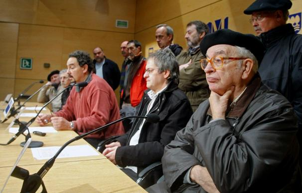 Partidos nacionalistas convocan una nueva marcha por los presos en Bilbao