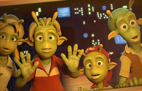 La película de animación Planet 51, que se estrena hoy en España, decidirá el destino de los negocios de la familia Pérez Dolset