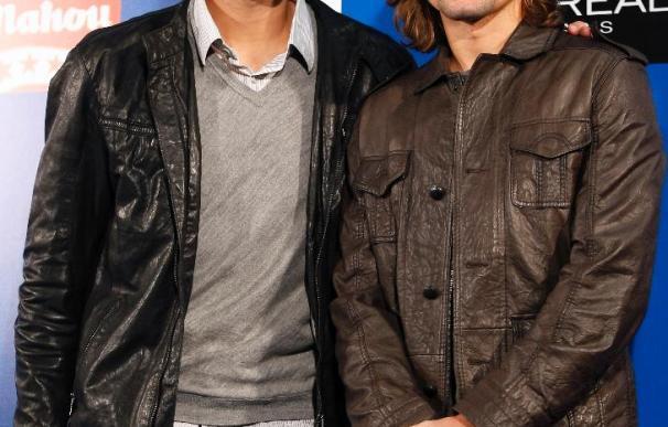 Nadal y Ferrer abren su temporada en la exhibición de Abu Dabi
