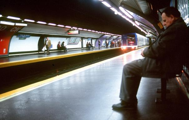 Metro prevé que el servicio en la línea 1 se restablezca a partir de las cuatro