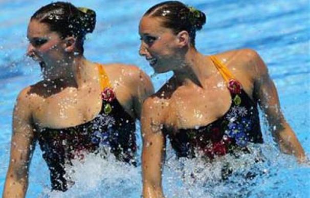 Gemma Mengual y Andrea Fuentes consiguen otra plata