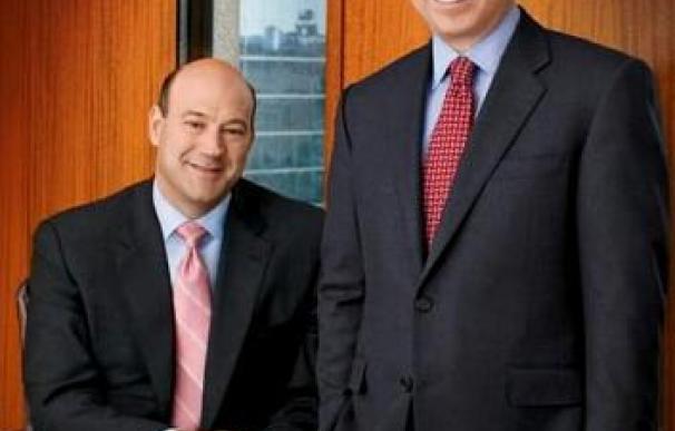 Gary Cohn (i) y Lloyd Blankfein (d) dirigen el timón de Goldman Sachs, el banco que más se han beneficiado de la crisis (Foto: gs.com)