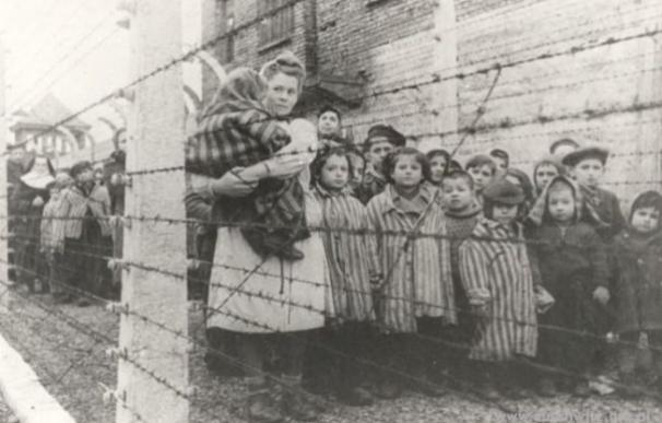 Víctimas del holocausto /afp