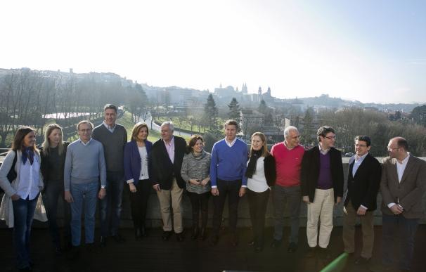 Sáenz de Santamaría, Catalá, Báñez, Arenas, Sanz y Ceniceros este sábado en ponencia económica del PP