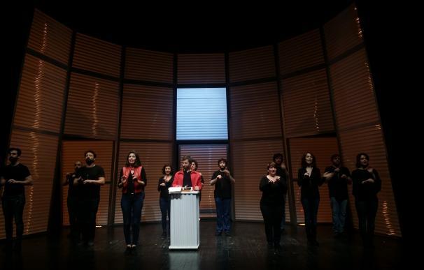 """Cor de Teatre lleva a Madrid 'Allegro', un homenaje a la """"envoltura musical"""" de la vida cotidiana"""