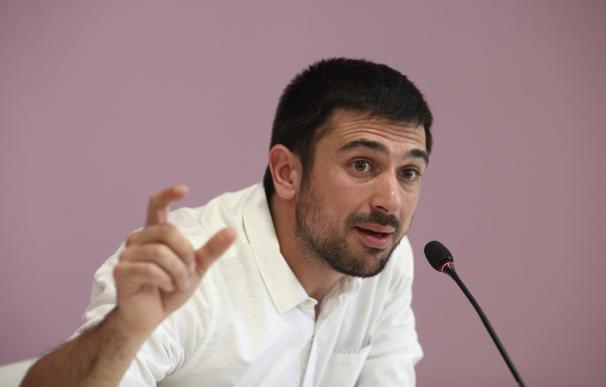 """Espinar defiende que lo """"fundamental"""" es garantizar la """"unidad"""" de Podemos y dejarse de """"espectáculos"""""""