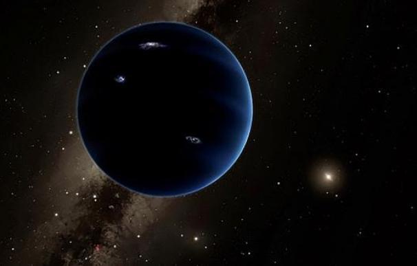 Imagen del noveno planeta