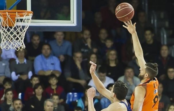 Valencia Basket es aún más líder