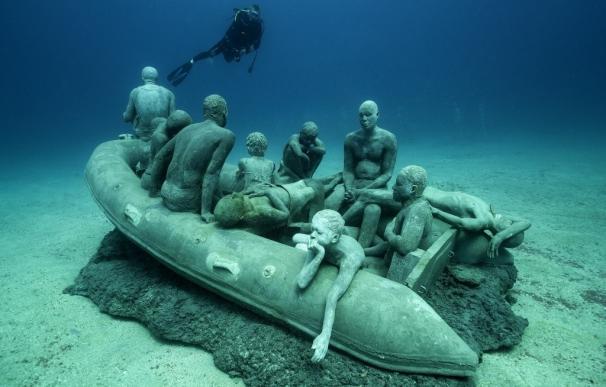 La apertura del Museo Atlántico de Lanzarote alcanza a casi 200 millones de personas a través de medios de todo el mundo