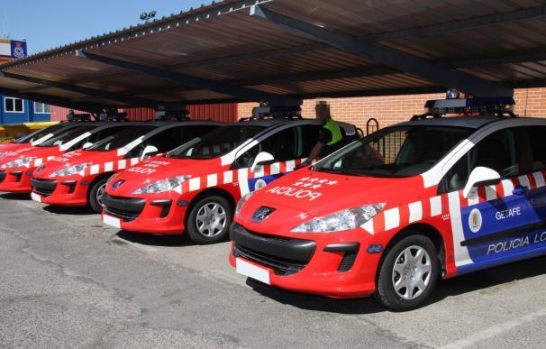 Los dos policías locales de Getafe presentarán recurso de súplica contra el auto de ingreso en prisión
