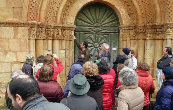 La Fundación Santa María la Real programa para este año nueve cursos de patrimonio y cultura medieval
