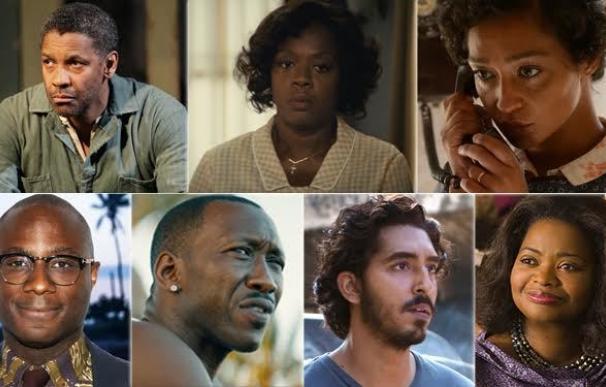 Los ocho candidatos que ponen color a los Oscar