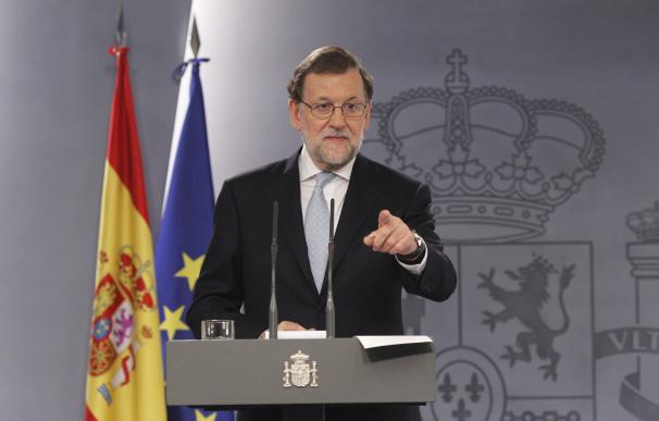 Rajoy no tiene citas internacionales previstas en su agenda hasta el Consejo Europeo de febrero