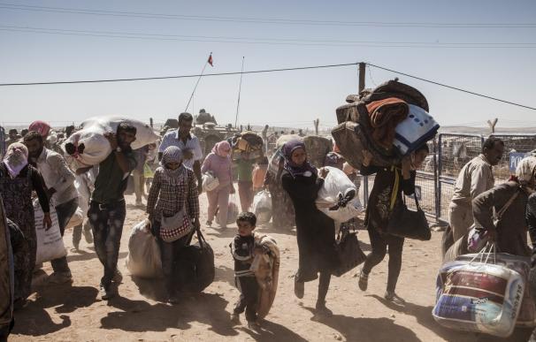 Los primeros 50 refugiados eritreos llegan a España el domingo