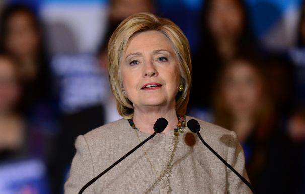FitzGerald tuvo el accidente cuando formaba parte del dispositivo de seguridad de Hillary Clinton