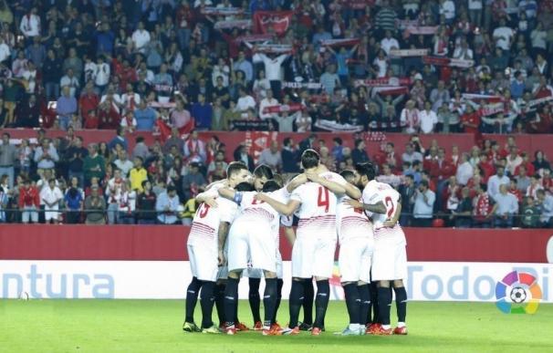 El Sevilla remata al Betis en el Pizjuán