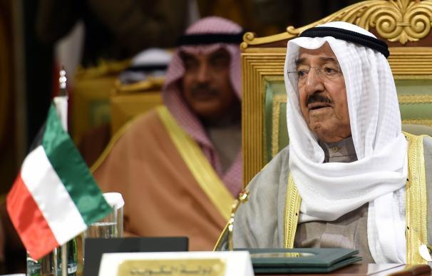 Emir of Kuwait, Sheikh Sabah al-Ahmad al-Sabah att
