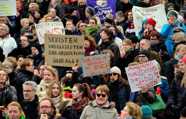 El lunes 11 de enero estuvo marcado por diferentes manifestaciones en Alemania