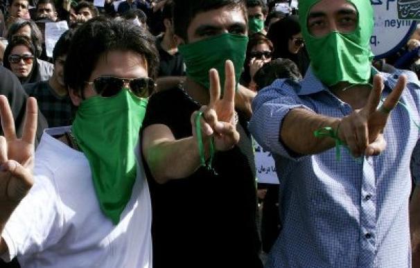 Los iraníes que se manifestaron a favor del cambio político han sufrido una gran represión | EFE