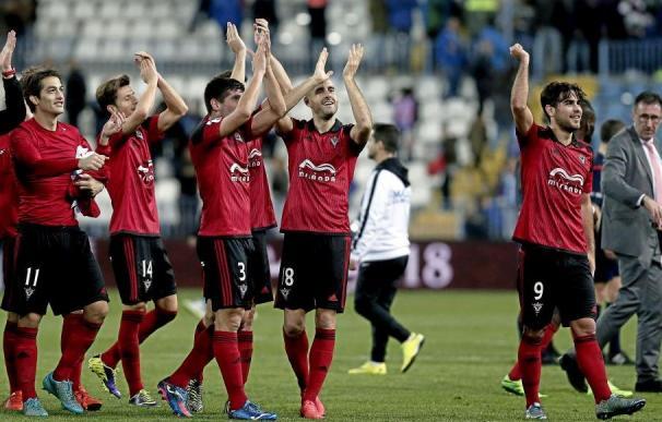 El Mirandés elimina al Deportivo y se mete en cuartos de la Copa