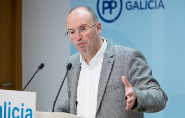 """El PPdeG destaca la """"responsabilidad"""" de Louzán y ciñe su continuidad como asesor a """"una decisión del grupo"""" provincial"""