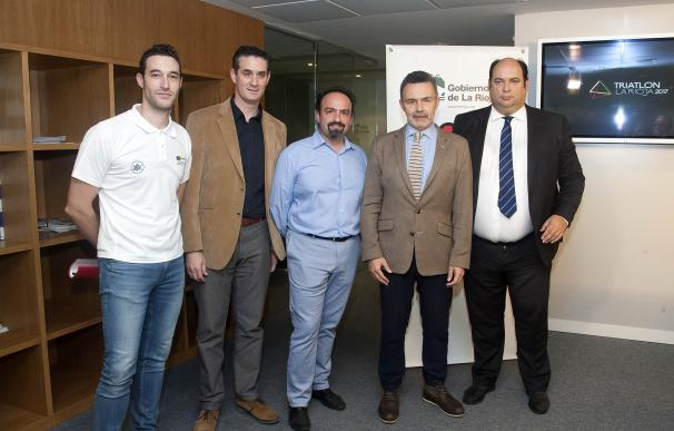 La Rioja acogerá el 17 de junio la primera edición de La Rioja Triatlón