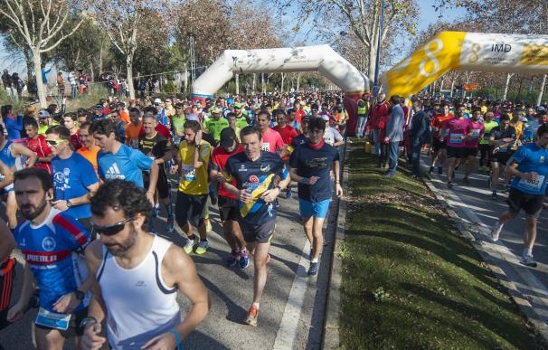 El EDP Medio Maratón de Sevilla 2017 bate récord en Andalucía al superar los 8.000 inscritos