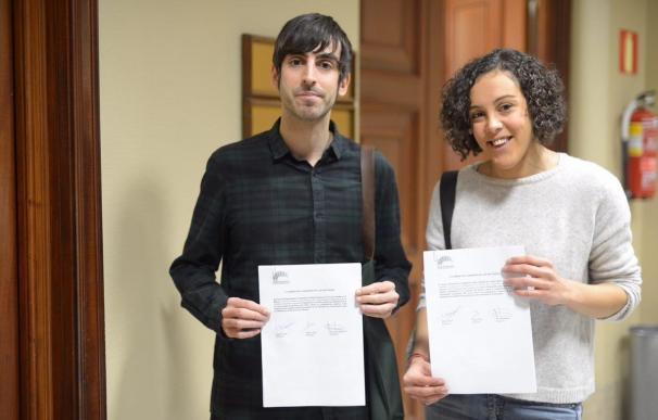Podemos pide en el Congreso transferir al País Vasco competencias penitenciarias para avanzar en acercamiento de presos