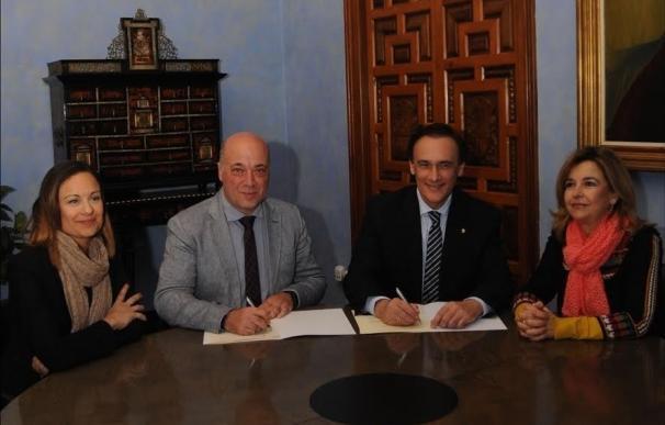 La Diputación colabora con la Universidad de Córdoba en un programa para luchar contra la pobreza