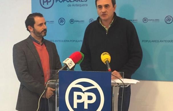 El PP asegura que el Puerto Seco de Antequera no está previsto en los Presupuestos de la Junta