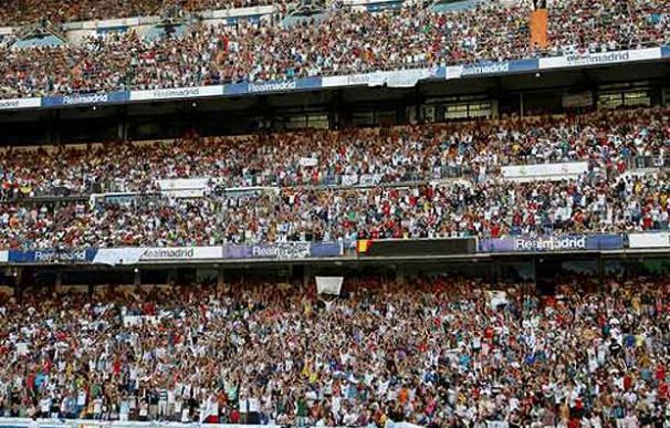Bernabéu, lleno