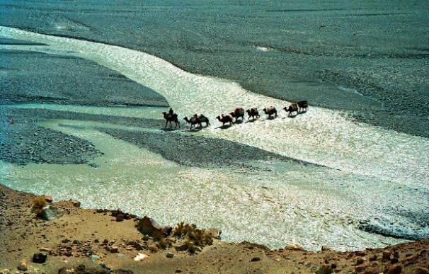 La región de Xinjiang fue anteriormente una de las partes más importantes de la Ruta de la Seda   Flickr (Reurinkjan)