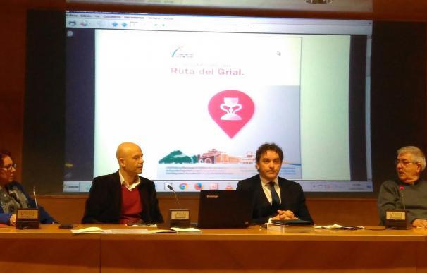 Turisme refleja en un video el atractivo de la Ruta del Grial por 18 municipios de la Comunitat