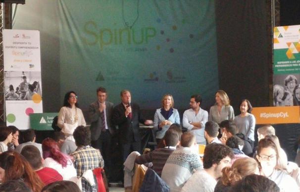 La Junta arranca en León el programa 'Spinup CyL' para fomentar el emprendimiento entre los jóvenes