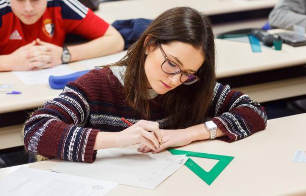 La Universidad Pública de Navarra celebra este viernes la fase local de la 53 Olimpiada Matemática