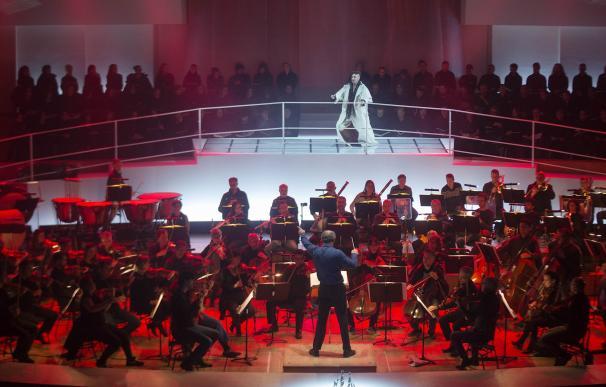 El Palau de la Música y Les Arts presentan la primera coproducción con 'El holandés errante' de Wagner
