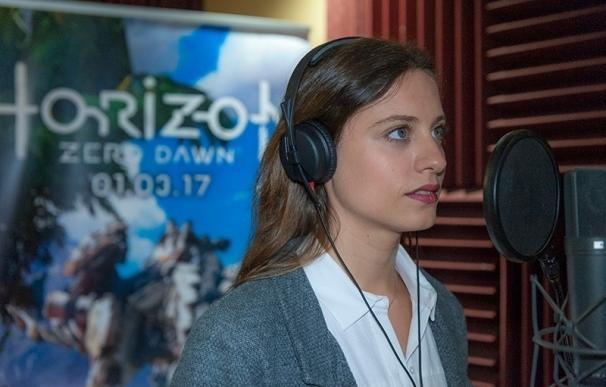 Michelle Jenner doblará a la protagonista del videojuego Horizon: Zero Dawn