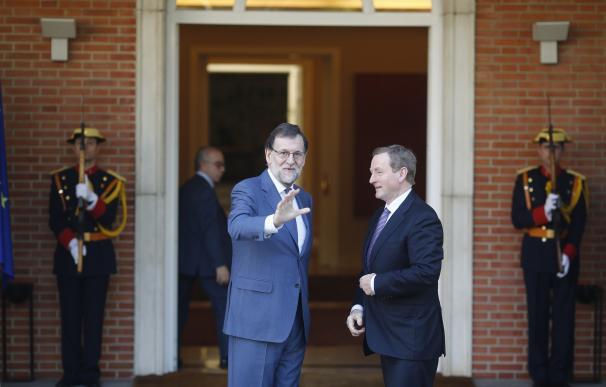 Rajoy quiere las mejores relaciones posibles con la Administración Trump