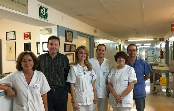 Una plataforma virtual permite a pacientes de Oncología de Málaga tener un seguimiento nutricional tras el alta