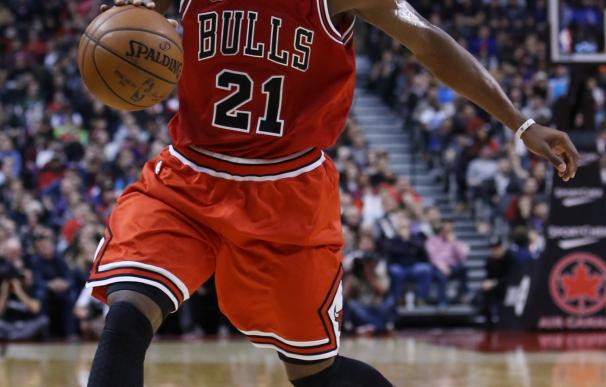 Jimmy Butler supera a Michael Jordan / AFP