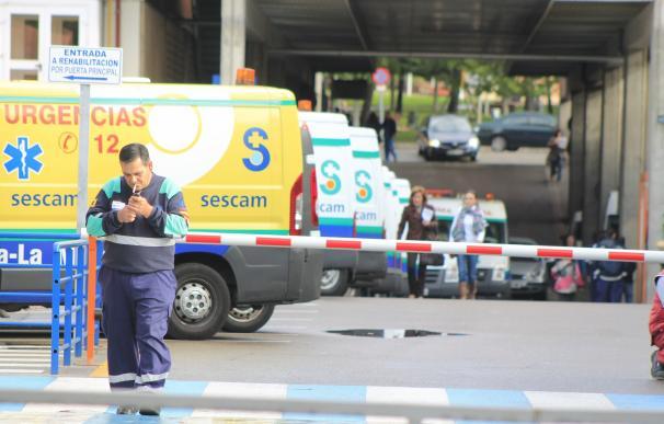 """CCOO dice haber alcanzado un """"principio de entendimiento"""" con Sanidad en el pliego de licitación de transporte sanitario"""